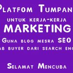 Cara Mudah Untuk Grab Buyer Dari Search Engine