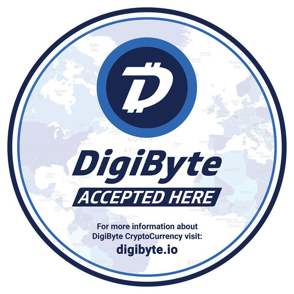 Digibyte accepted