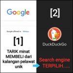 Pembeli Unik Dari Search Engine Terpilih