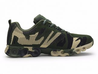 Camouflage Man Running Shoes