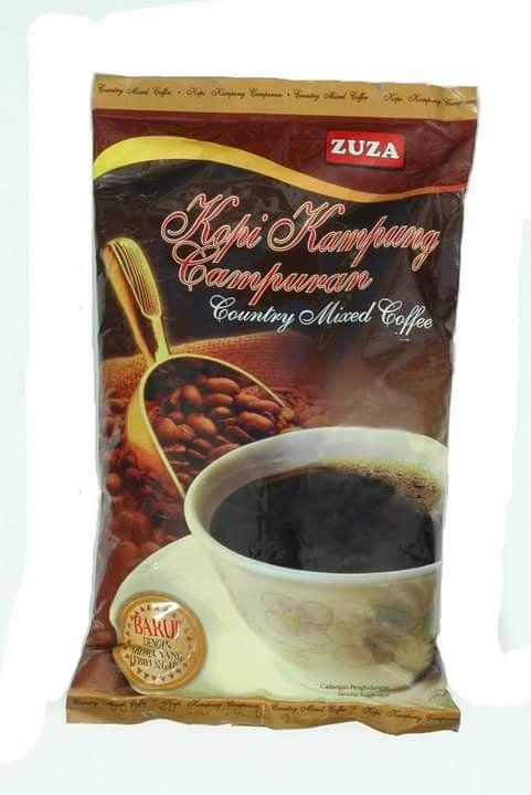 kopi kampung campuran