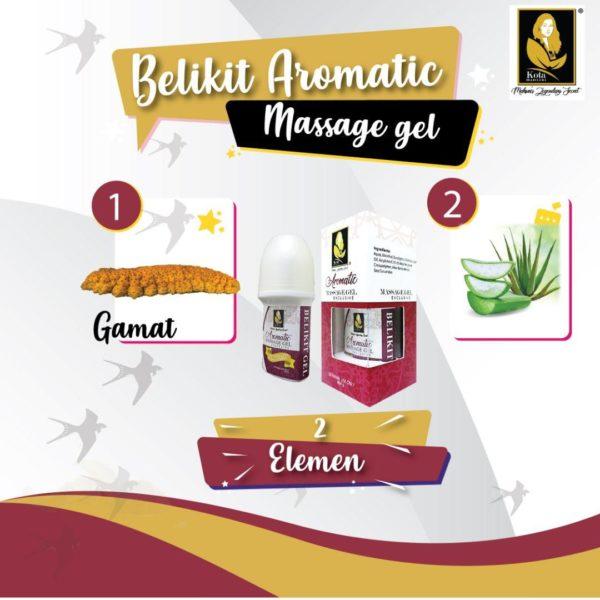 belikit massage oil