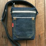 Repair Jeans Dan Customs Sling Bag